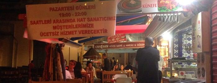 Tarihi Şanlıurfa Kebap ve Lahmacun is one of MLTMSLMZ'ın Beğendiği Mekanlar.