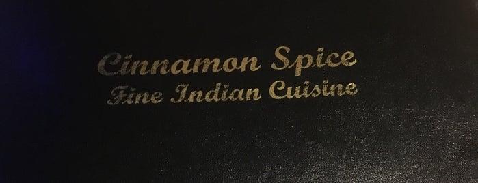 Cinnamon Spice Restaurant is one of Hastings.