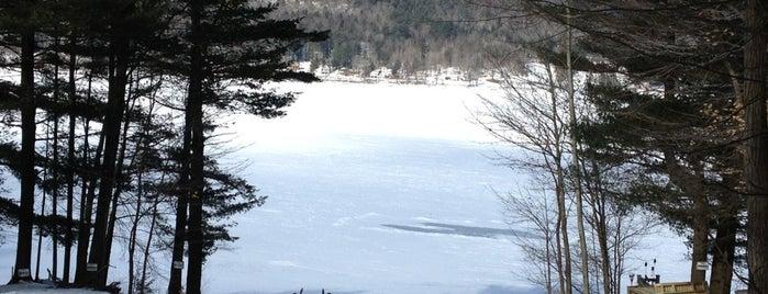 Adirondack Mountains, New York is one of สถานที่ที่บันทึกไว้ของ Nicholas.