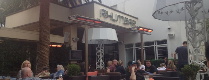 RHUMBAR is one of Bars.