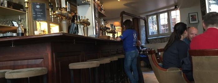 BrewPub is one of 10 craft beer spots you need to try in Copenhagen.