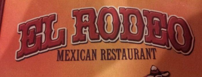 El Rodeo is one of Orte, die Dave gefallen.