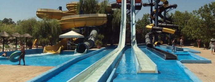 Aqualand is one of Corfu, Greece.