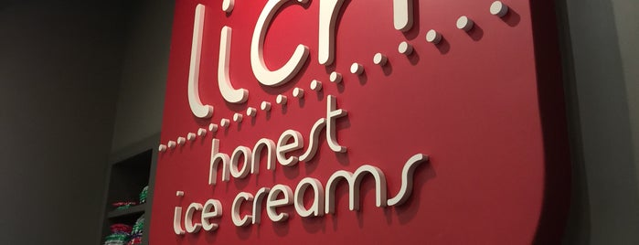 Lick Ice Creams Burnet Road is one of Locais curtidos por Divya.