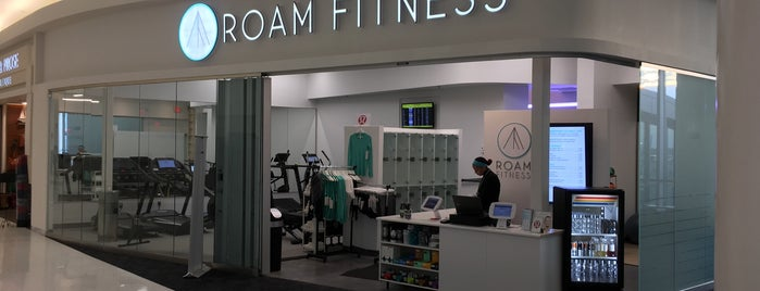 Roam Fitness is one of Mike'nin Beğendiği Mekanlar.