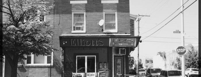 Elliott's Pour House is one of Favorite Drinking Spots in Bmore.