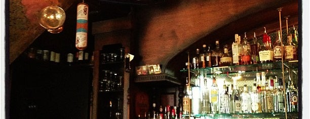 The Fork & Wrench is one of Baltimore Sun's 50 Best Bars (2013).
