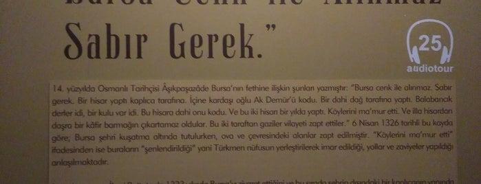 Göç Tarihi Müzesi is one of Olcay : понравившиеся места.