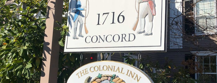 Colonial Inn Restaurants is one of Lugares favoritos de Joe.