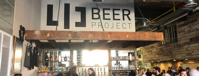 LIC Beer Project is one of Beer time.