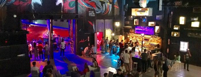 FAC Fabrica de Arte Cubano is one of Cuba.