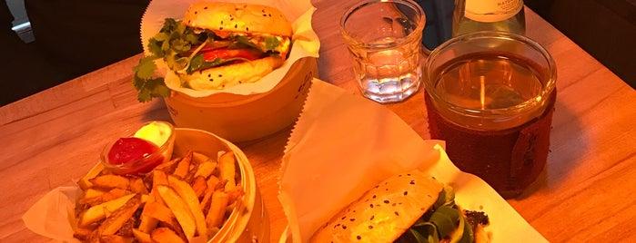 Shiso Burger is one of Hamburg.