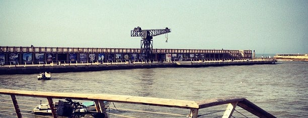 The Port of Tel Aviv is one of Tel Aviv.