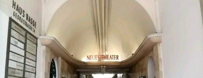 Neues Theater Hannover is one of Kübra : понравившиеся места.