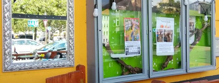 Trattoria Emilia is one of Hanover Restaurants.