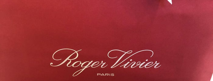 Roger Vivier is one of London 2016.