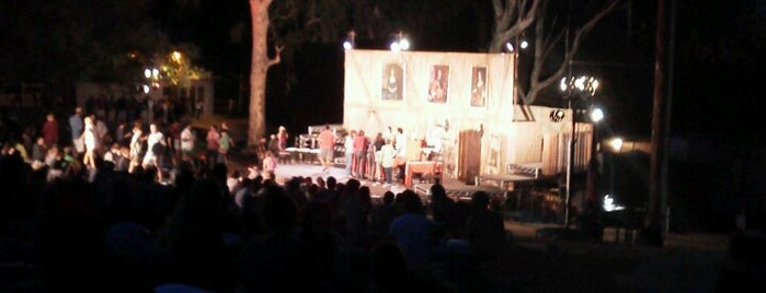 Griffith Park Free Shakespeare Festival is one of What should I do today? Oh I can go here!.