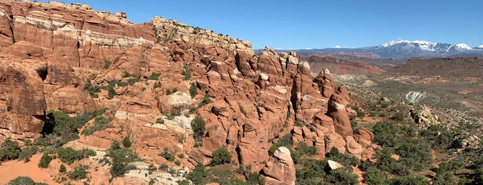 Fiery Furnace Viewpoint is one of Southwest Road Trip 2017.