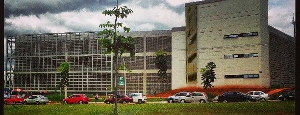Bloco de Salas de Aula Sul (BSAS) is one of Voiss 님이 좋아한 장소.