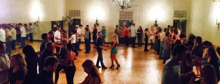 Palomar Ballroom Santa Cruz is one of SF Bay Latin Dance.