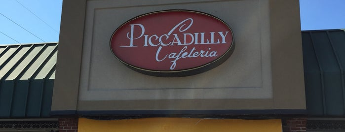 Piccadilly Cafeteria is one of Restaurants I've Eaten At.