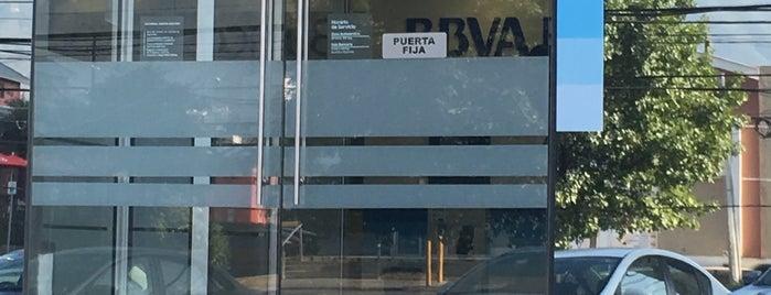 BBVA Bancomer is one of สถานที่ที่ Daniel ถูกใจ.