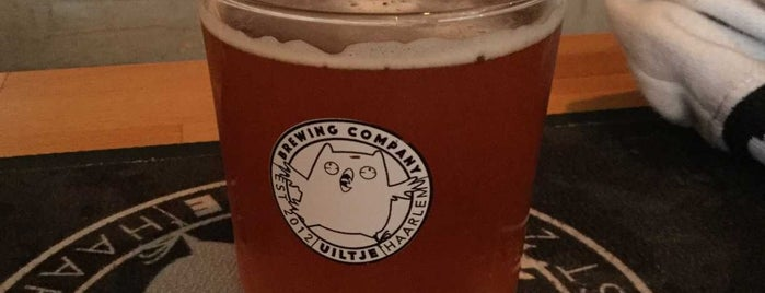 Uiltje Brewery & Taproom is one of Locais curtidos por Diego.