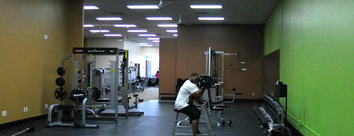 Anytime Fitness is one of 416 Tips on 4sqDay Challenge - Dwayne List 1.