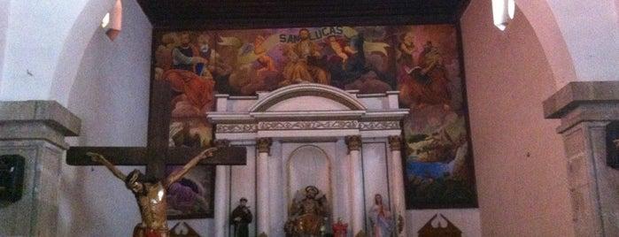 Capilla De San Lucas is one of Paseo & Cultural.