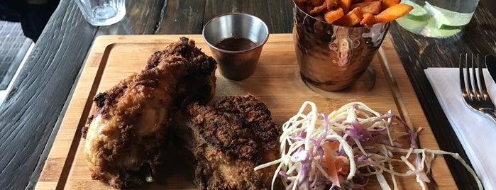 Cattle & Co is one of BBQ in London.