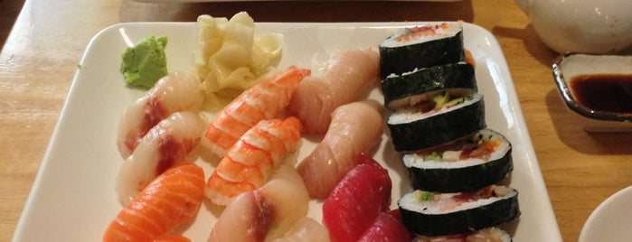 Mai Sushi is one of London.