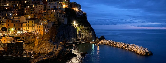 Nessun Dorma is one of Cinque terra.