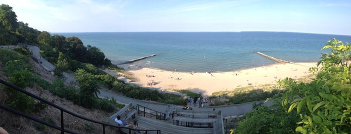 Atwater Beach is one of Milwaukee's Best Spots!.