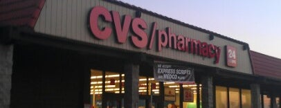 CVS pharmacy is one of My places.
