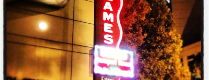 Flames Eatery & Bar is one of Best South Bay Restaurants.