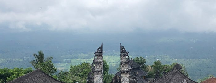Pura Penataran Agung Lempuyang is one of Bali.