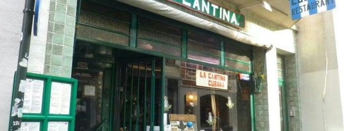 La Cantina Cubana is one of Bruxelles.