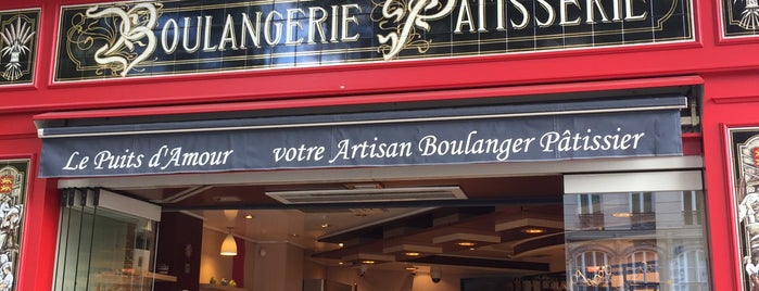 Le Puits d'Amour Boulangerie Pâtisserie is one of Paris: Food.