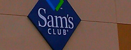 Sam's Club is one of Lugares favoritos de Brandon.