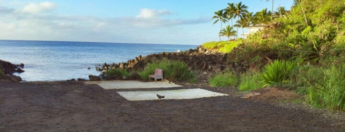 Koloa Canoe & Boat Landing is one of Lugares favoritos de Bob.