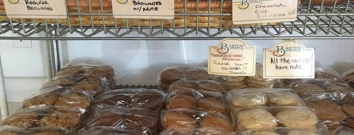 Humphreys Bakery (Woodland Center) is one of MA.