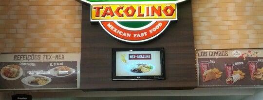 Tacolino is one of Distrito Federal - Comer, Beber 2.