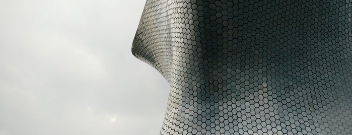 Museo Soumaya is one of CDMX.