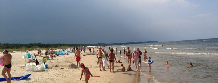 Plaża Miejska is one of 🐳.