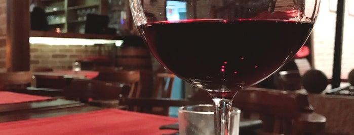 Karaf Bistro Kaleiçi is one of Best Wine Bars in Turkey.