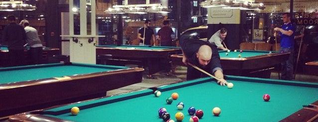 Greenleaf's Pool Room is one of RVAJS Concierge Suggestions.