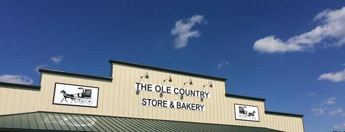 The Ole Country Store is one of Priority date places.