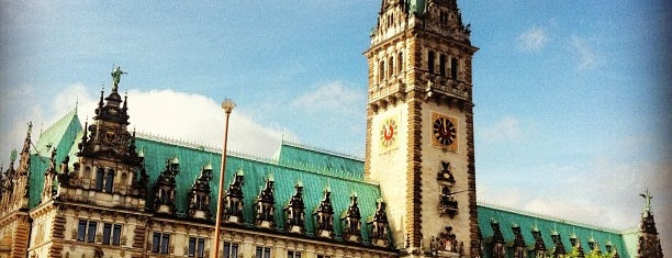 Rathausmarkt is one of Hamburg, otros.