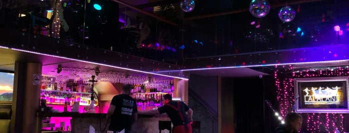 La La Land Show Restaurant & Karaoke is one of Туса :).