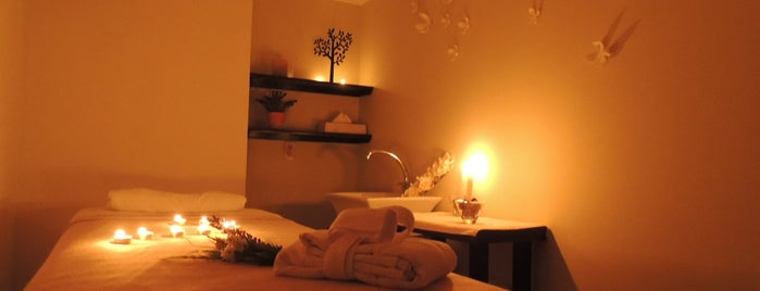 Gaia Spa is one of Cut!.